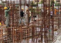 Công ty vật liệu xây dựng theo nhau giảm chỉ tiêu