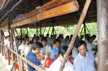 Hình ảnh hội thảo nông dân tại bến tre