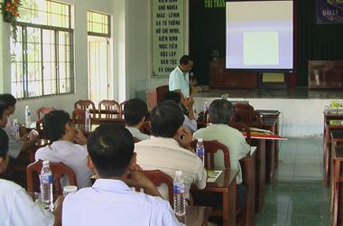 Kế hoạch hội thảo nông dân tại tỉnh Gia Lai