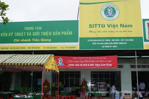 Sitto việt nam khai trương chi nhánh tại Tiền Giang