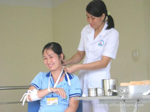 Tập huấn an toàn vệ sinh lao động tại công ty Sitto Việt Nam