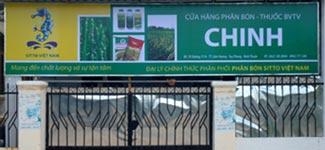 Đại lý CHINH - Tuy Phong, Bình Thuận