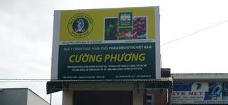 Đại lý CƯỜNG PHƯƠNG - Krong Pak, Dak Lak