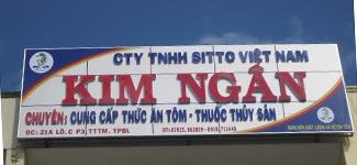 Nhà phân phối thuốc thú y thủy sản KIM NGÂN - Tp. Bạc Liêu, Bạc Liêu