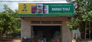 Đại lý MINH THƯ - Hàm Thuận Bắc, Bình Thuận