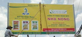 Đại lý NHÀ NÔNG - Lộc Ninh, Bình Phước
