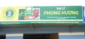 Nhà phân phối PHONG HƯƠNG - Đơn Dương, Lâm Đồng