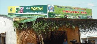 Đại lý TRỌNG HÀ - Tp. Bảo Lộc, Lâm Đồng