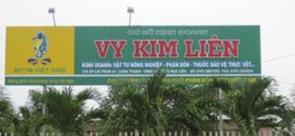 Nhà phân phối VY KIM KIÊN - Tp. Bạc Liêu, Bạc Liêu