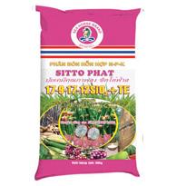 Phân bón Sitto phat 17-9-17-12SiO2 +TE