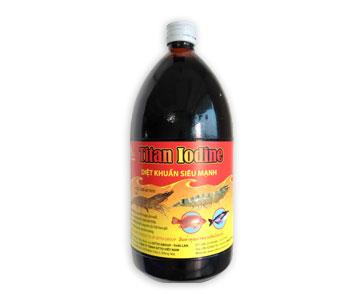 Titan Iodine